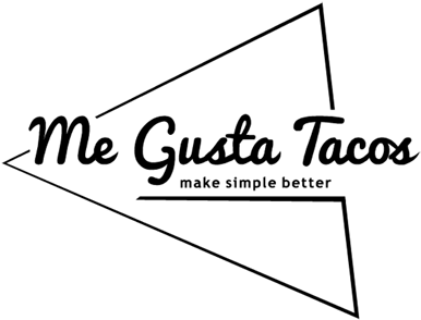 Me Gusta Tacos - Me Gusta Tacos Logo (400x302), Png Download