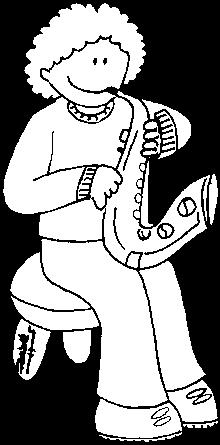 Download Dibujo De Niña Con Trompeta Para Colorear Dibujos De