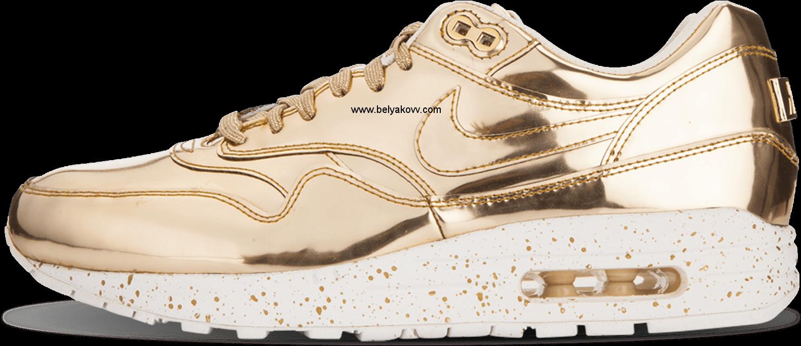 newest 6c8fb 74e43 Hip Nike Air Max 1 Sp Liquid Gold - Nike Air Max 1 Liquid Gold (