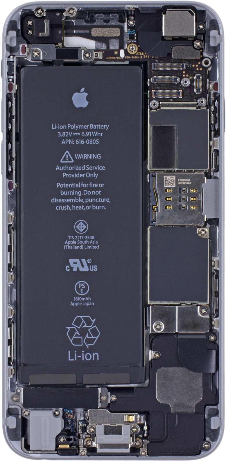 Download X Ray Vision Internals Wallpaper For The   Iphone 21 Plus ...