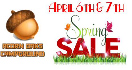 2018 Annual Spring Sale - Spring Specials (477x257), Png Download