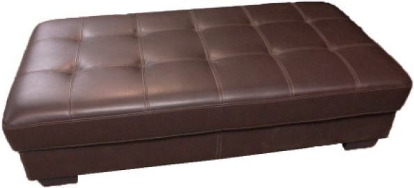 Download Belair Brown Ottoman Bailey S Furniture Png Image With No