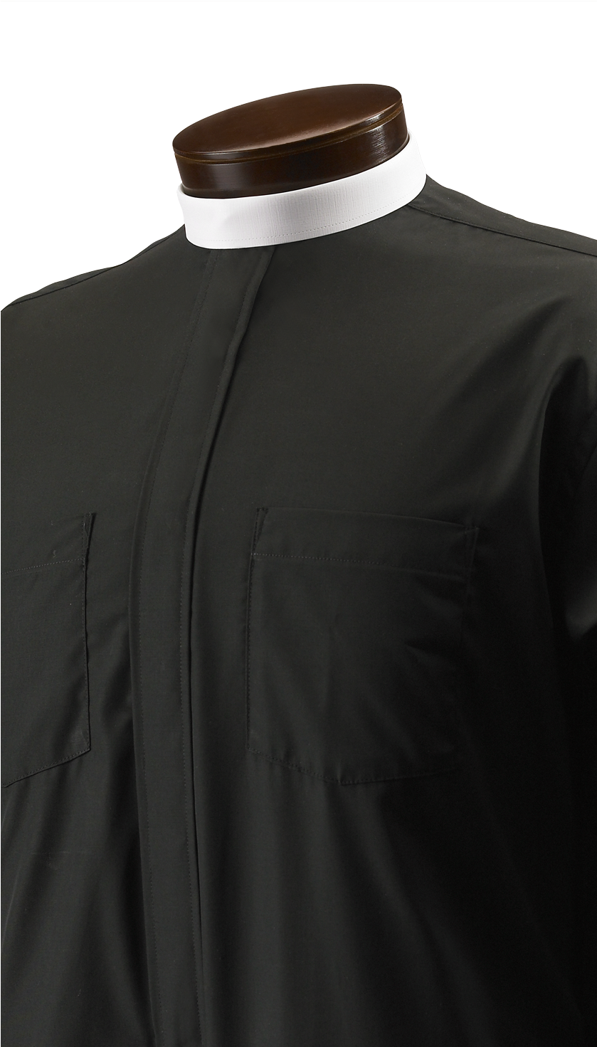 Download Clergy Shirts Collar Png Image With No Background