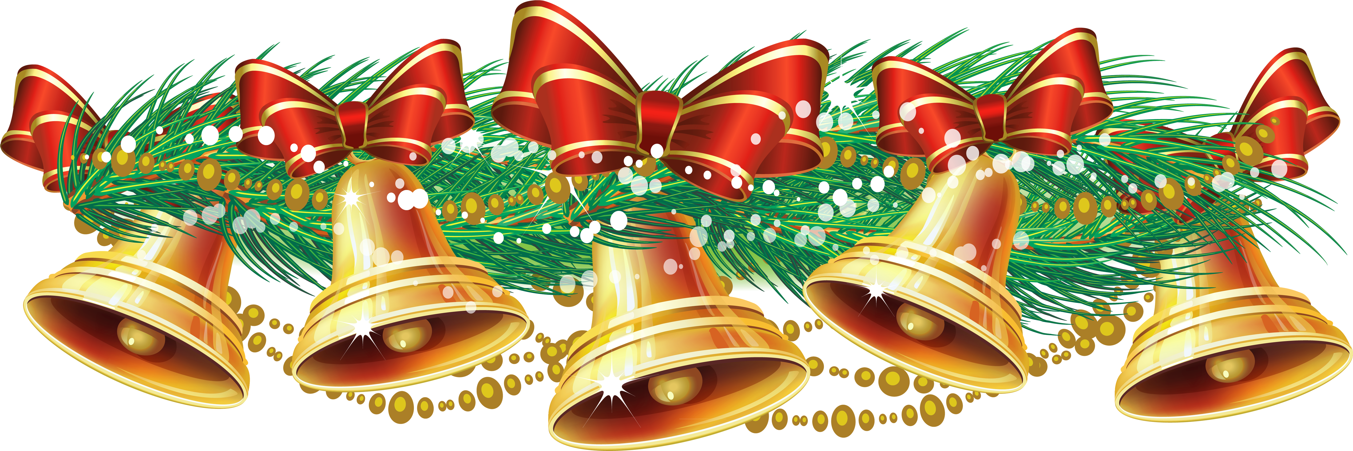 Christmas Bells Clipart.Download Graphic Transparent Stock Free Christmas Bell
