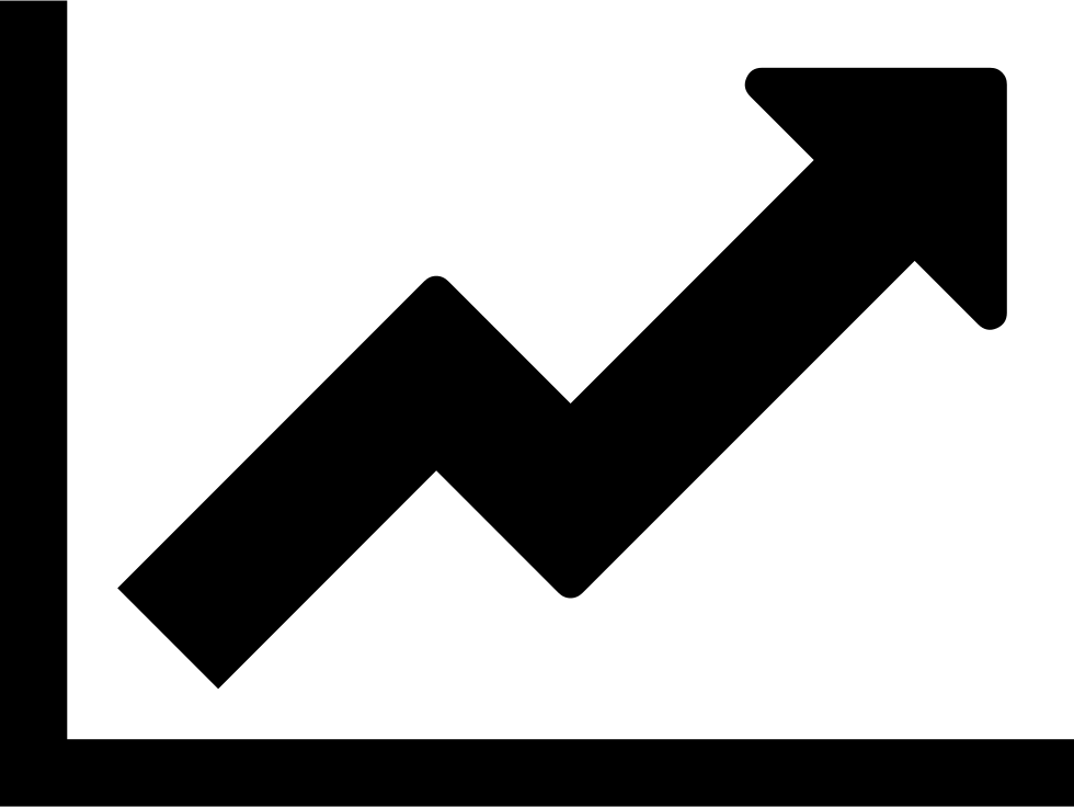 Download Line Chart Chart Line Icon Png Png Image With No