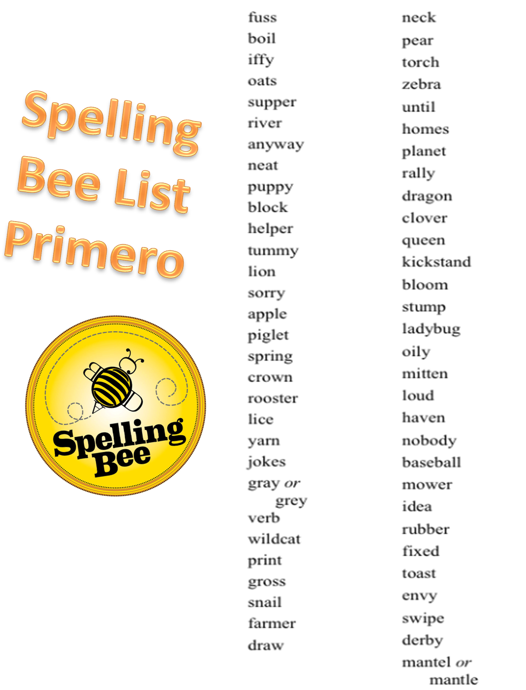 Download Our Spelling Test, Spelling Quiz, And Spelling
