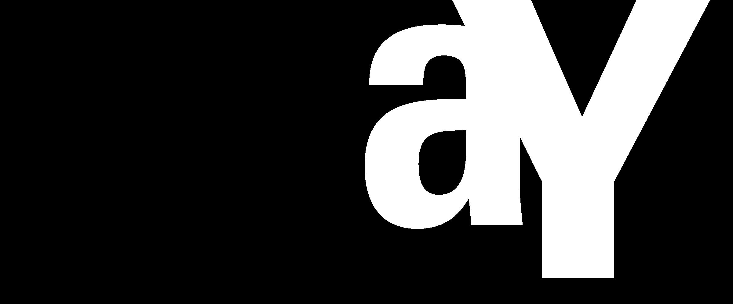 Download Ebay Logo Black And White Ebay Logo Transparent Png Image With No Background Pngkey Com