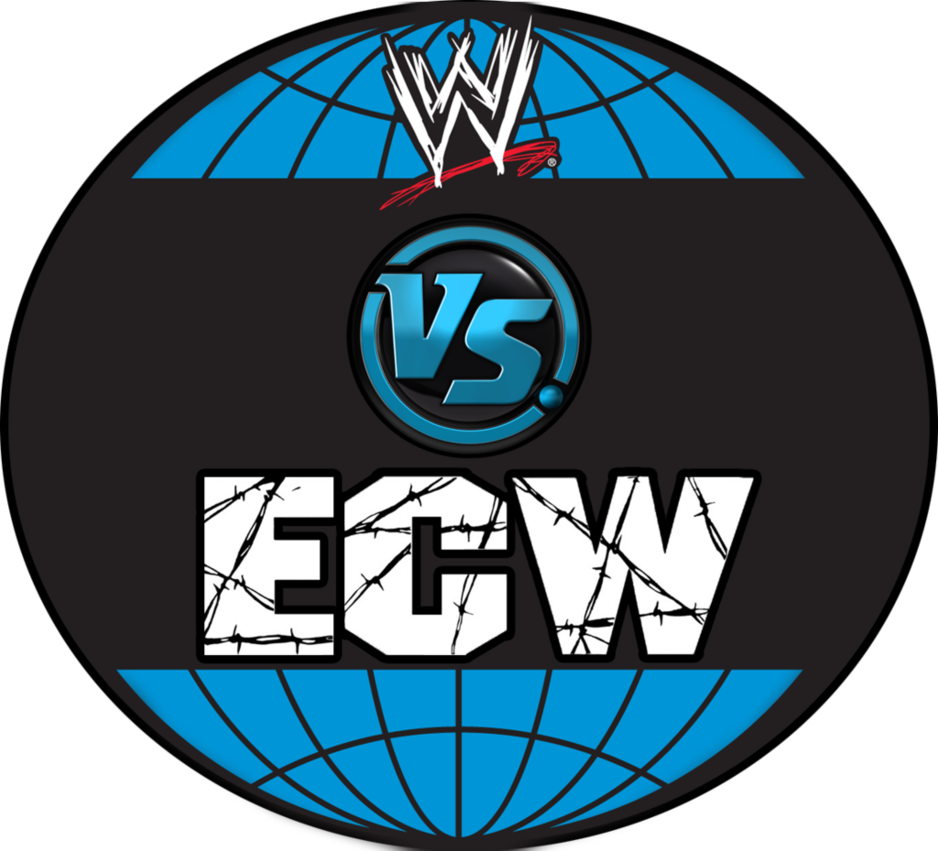 Download Wwe Vs Ecw Logo Png By Sethghetto - New Ecw Ppv