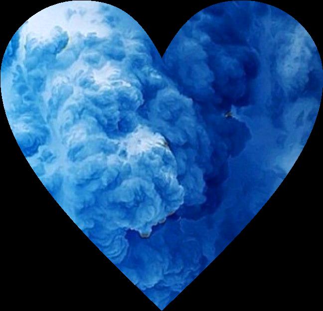 Download Ftestickers Shapes Smoke Blue Smoke Bomb White