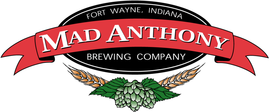 Madupsized - Mad Anthony Brewing Company (1000x598), Png Download