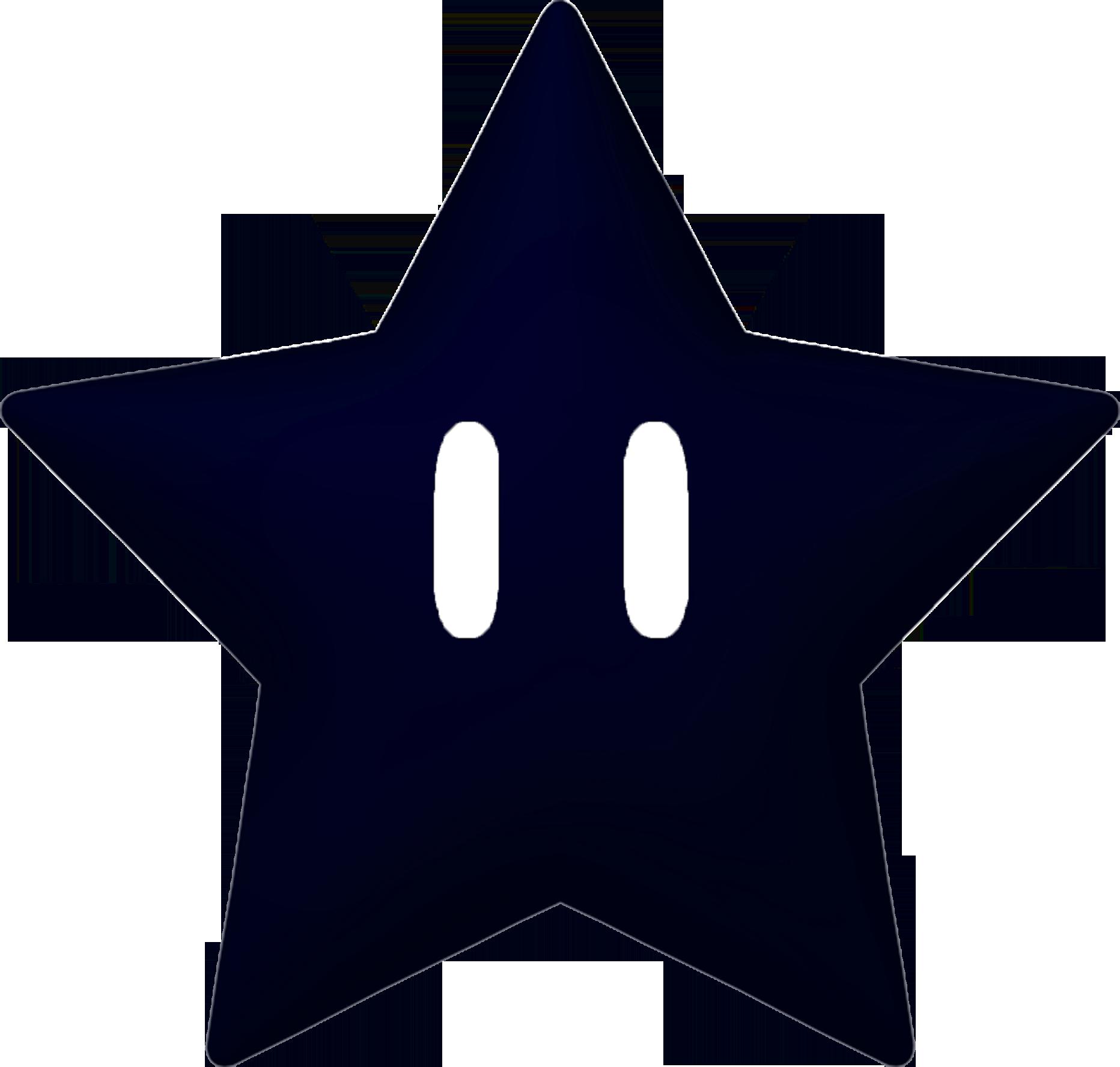 Download Mario Kart Wii Super Mario Blue Star Png Image