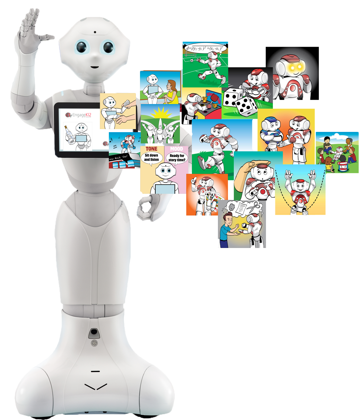 Download Pepper The Robot Png Png Image With No Background Pngkey Com
