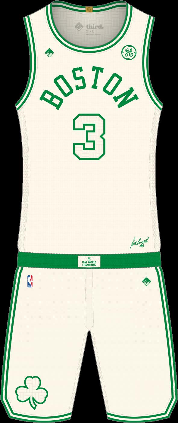 52c74e07f23 Download Boston Celtics City Edition - Boston Celtics Jersey 2019 ...