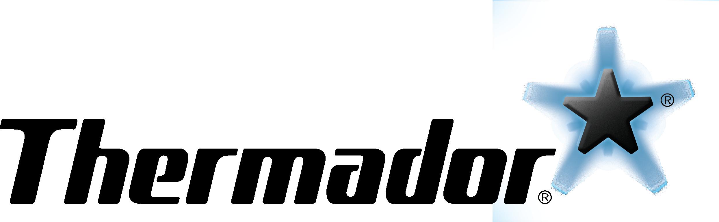 Bosch Logo Transparent - Thermador Logo (2489x771), Png Download