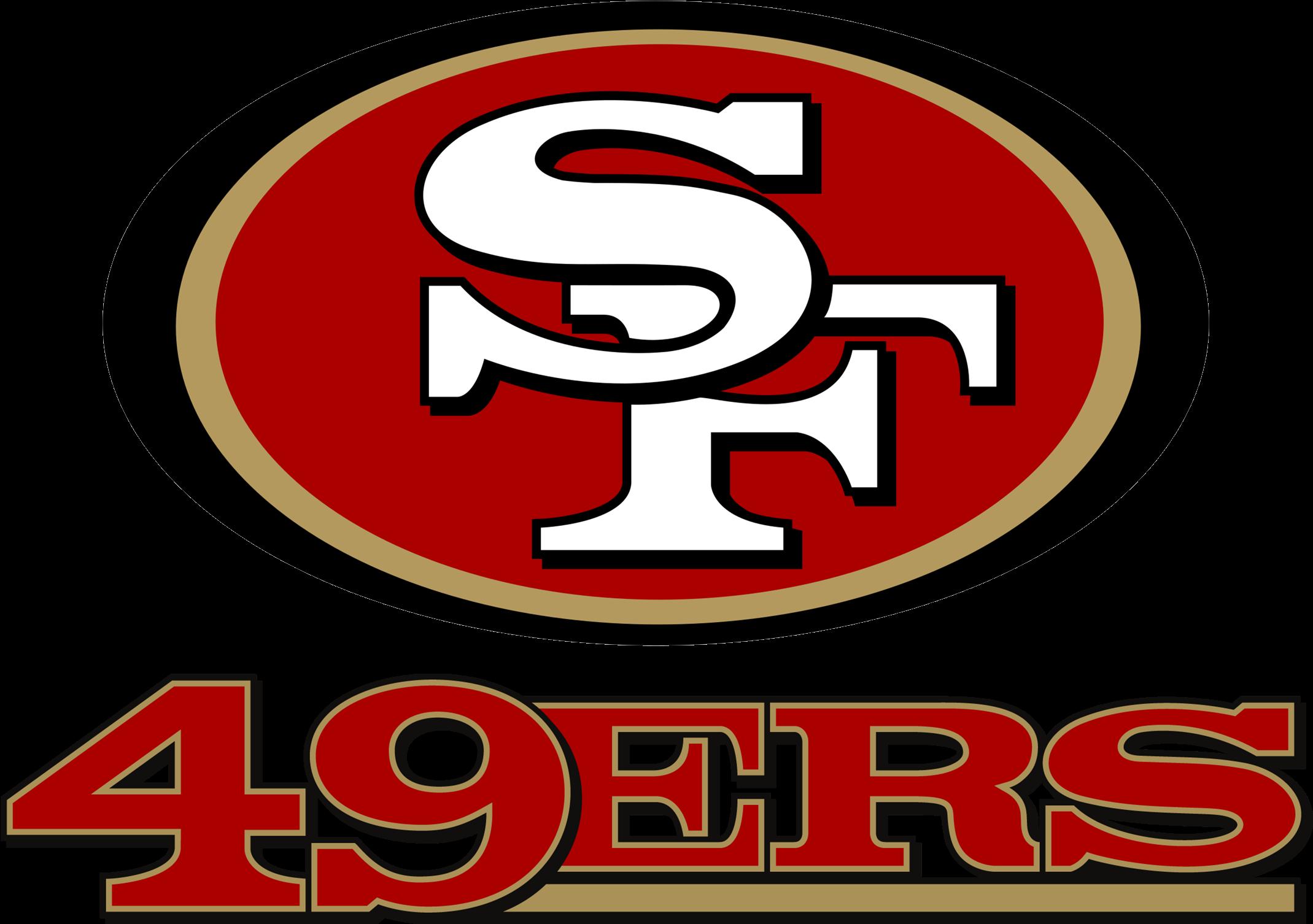 Download San Francisco 49ers Football Logo San Francisco 49ers Logo Png Png Image With No Background Pngkey Com