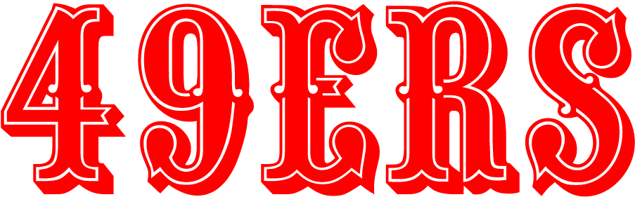 Download San Fransisco 49ers Logos And Uniforms Of The San Francisco 49ers Png Image With No Background Pngkey Com