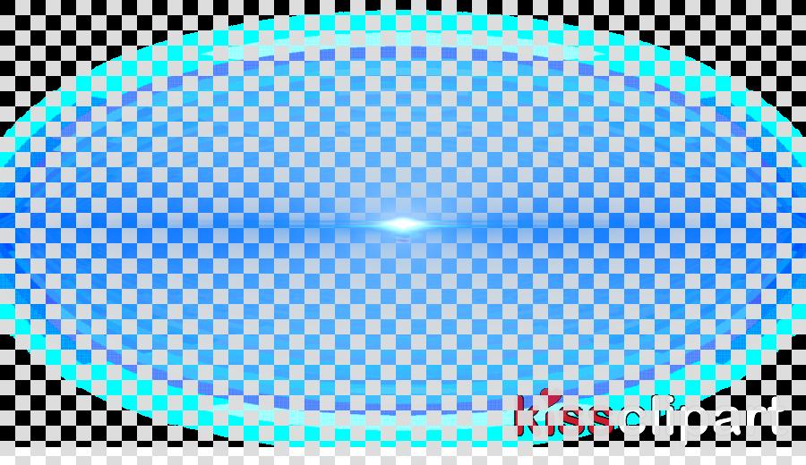 Lens Flare Transparent Clipart Light Lens Flare - Blue Lens Flare Png (900x520), Png Download