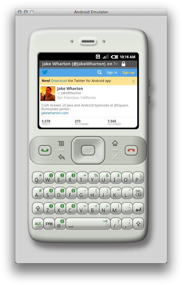 Download My First Exposure To Android Was The M3 Pre-release