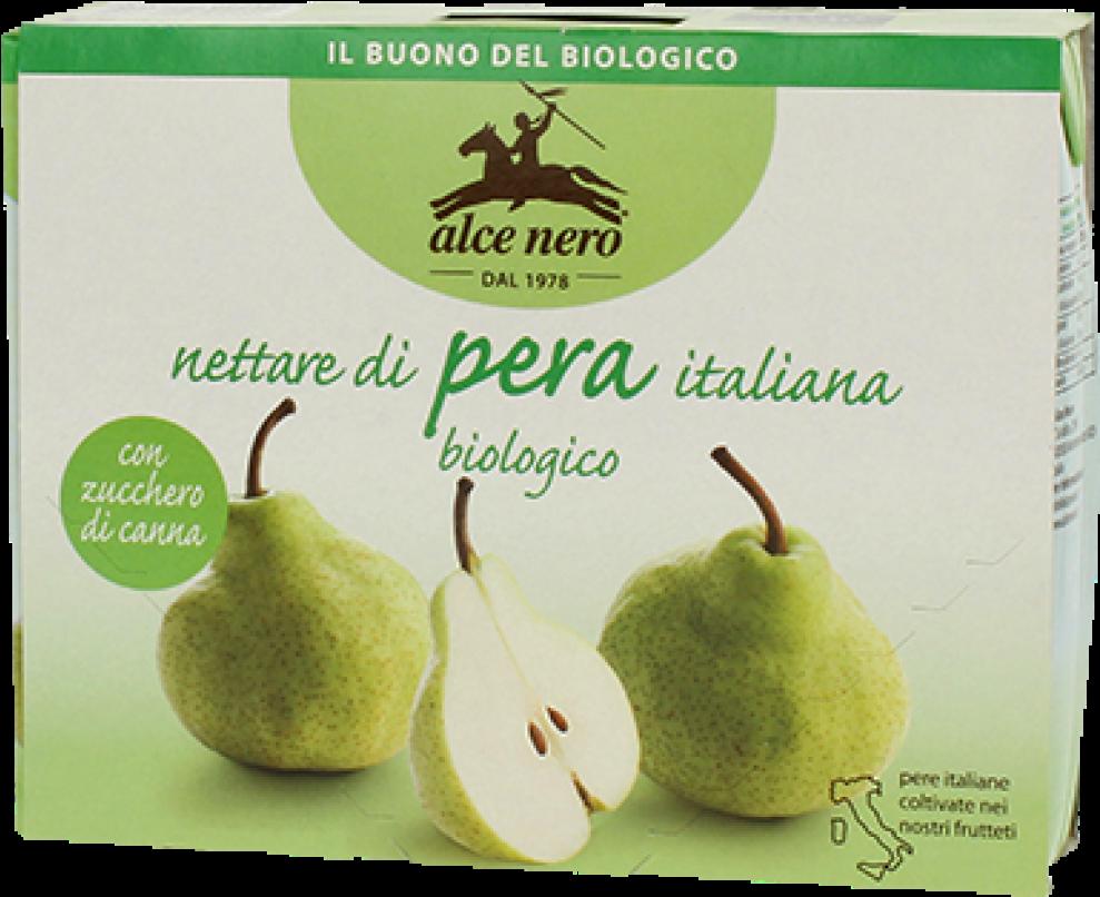Download Nettare Di Pera Bio Alce Nero - Alce Nero Organic