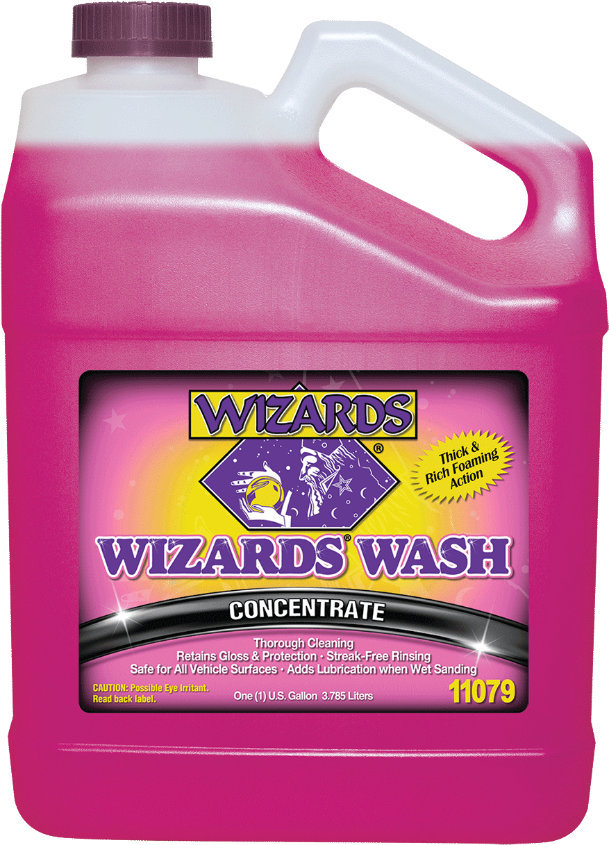 Wizards Wash, Gallon - Wizard 11044 Turbo Cut 32 Oz. (1280x1280), Png Download