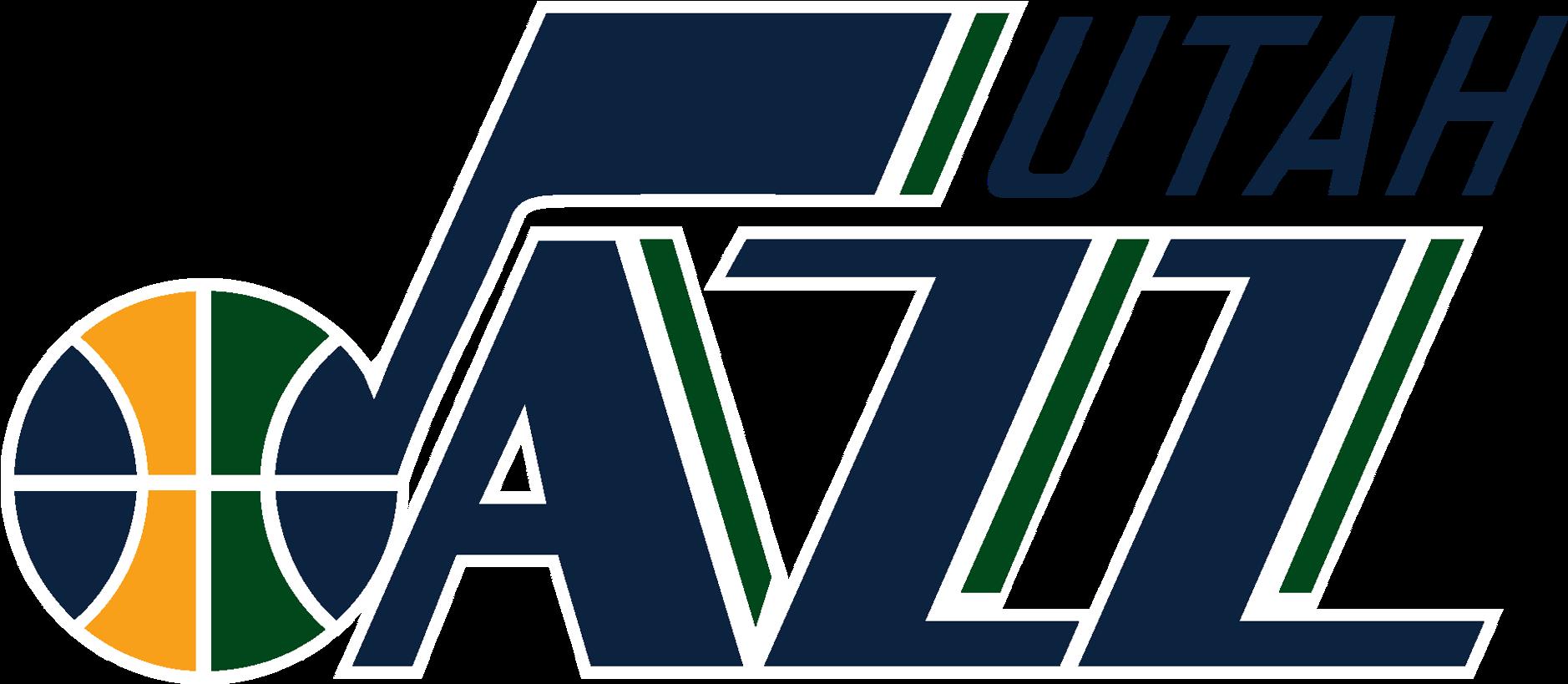 Utah Jazz Logo - Utah Jazz Logo 2018 (1920x1080), Png Download