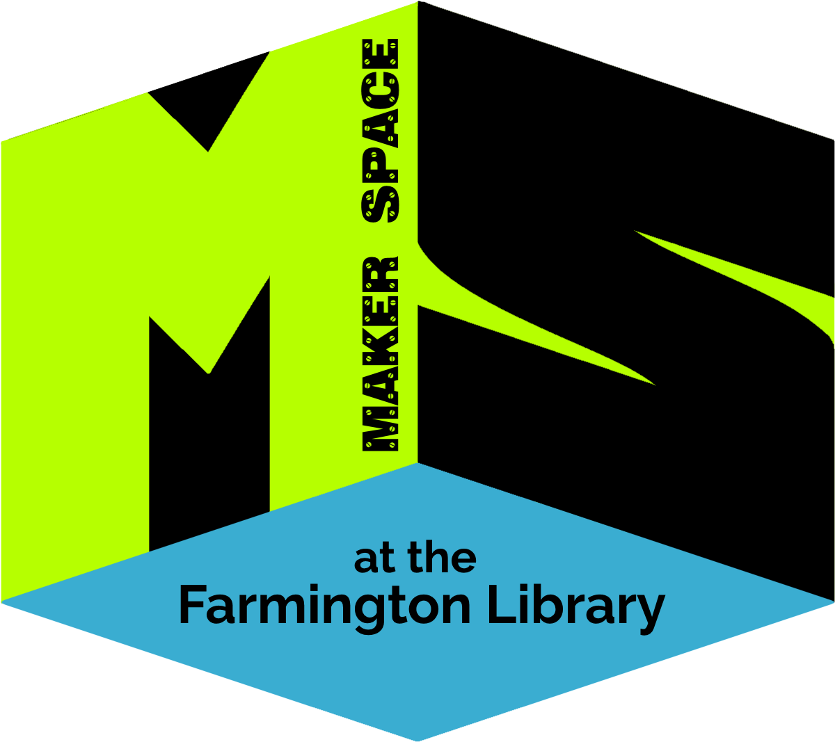 The Maker Space At The Farmington Library Is A Place - Farmington Library (1298x1160), Png Download