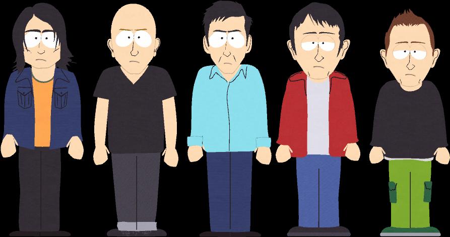 персонажи из южного парка список покупаете