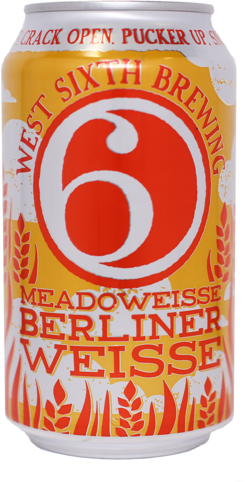 Singlecan Berliner 2017 - West Sixth Ipa - West Sixth Brewing Company (1000x1676), Png Download