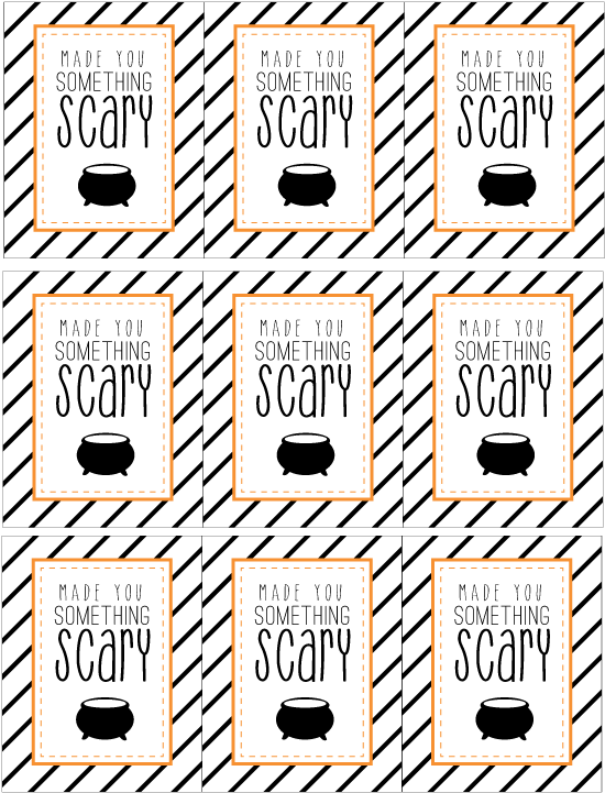picture relating to Free Printable Halloween Gift Tags titled Down load Content Halloween Present Tags Obtain Listed here - Content