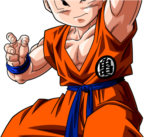 Download One Punch Man Clipart Krillin Krillin Dragon Ball