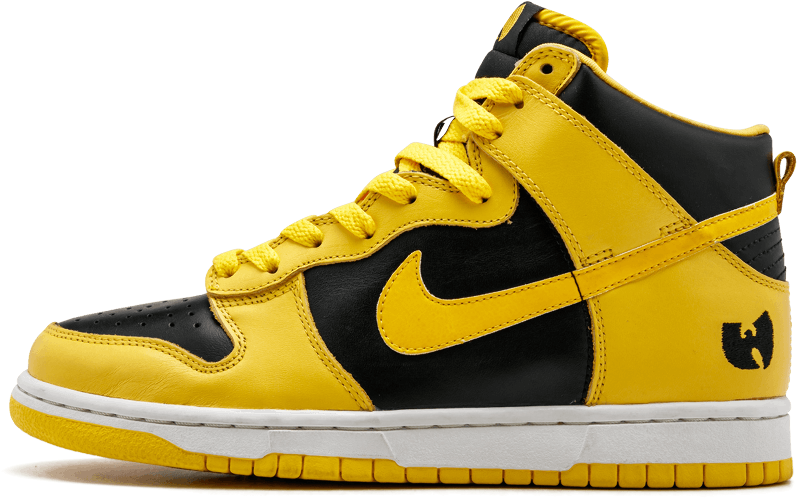 Wu Tang Dunks (1000x600), Png Download