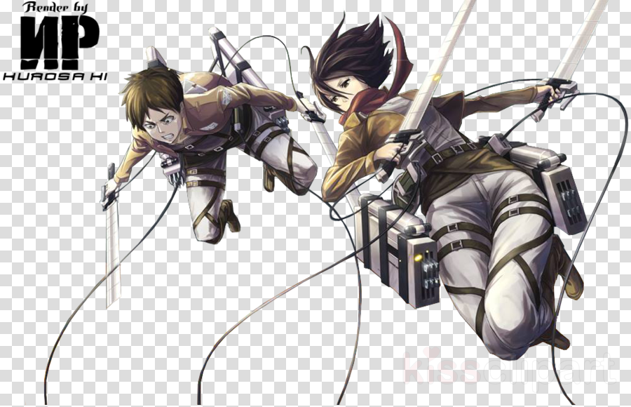 Download Attack On Titan Mikasa Render Clipart Mikasa Ackerman Imagenes De Attack On Titans En Hd Png Image With No Background Pngkey Com