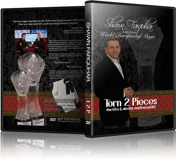 """Today, When You Order """"torn 2 Pieces By Shawn Farquhar\ - Sheer Luck - The Comedy Book Test By Shawn Farquhar (800x685), Png Download"""