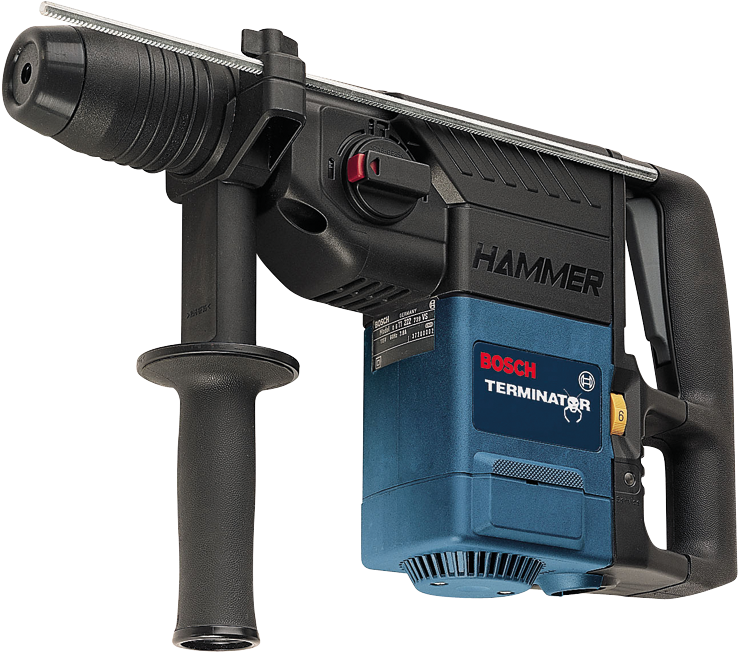 11222evsg - Bosch 11222evsg 1-1/8 Grounded Sds-plus Rotary Hammer (740x658), Png Download