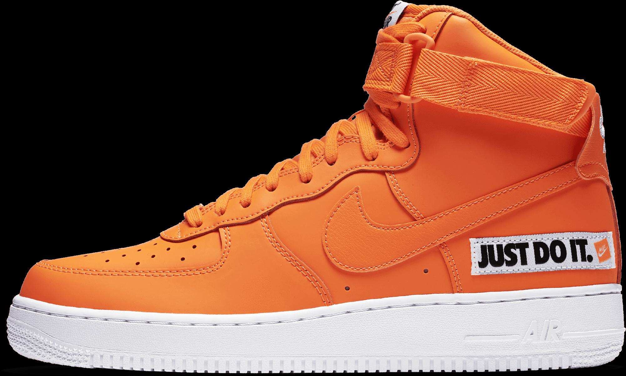 07 Lv8 Jdi Leather - Nike Air Force 1
