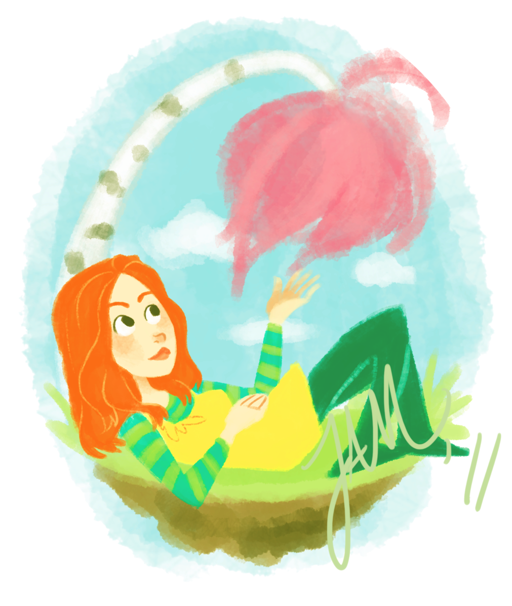 Download Audrey And The Truffula Tree The Lorax Png Image With No Background Pngkey Com
