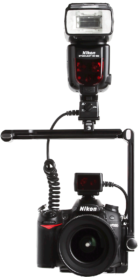This Rugged Unit Is The Most Portable Flash Bracket - Really Right Stuff Wpf 1 (1024x964), Png Download