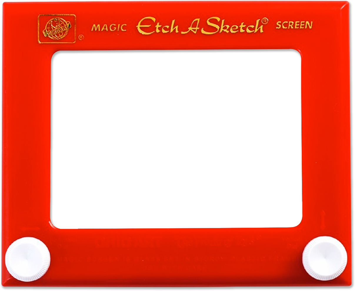Download Etch A Sketch Transparent Png Image With No Background Pngkey Com
