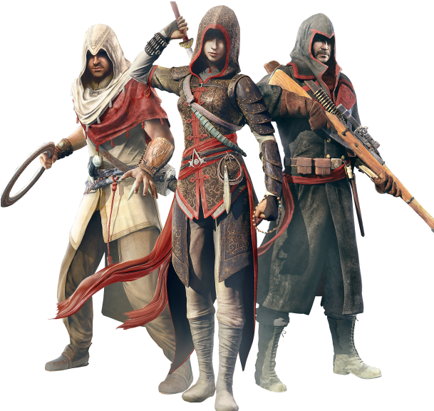 Download Download Download Png Assassin S Creed Chronicles