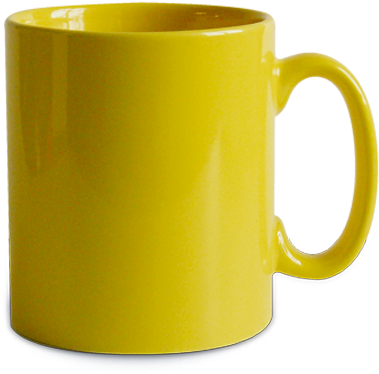 Download Neil Brothers Wholesale Supplier Of Coloured Mugs - Yellow