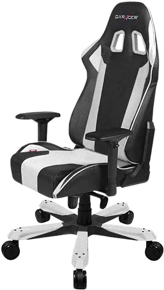 Dxracer King Ks06/nw Gaming Chair - Dxracer King Oh Ks06 (1000x1000), Png Download