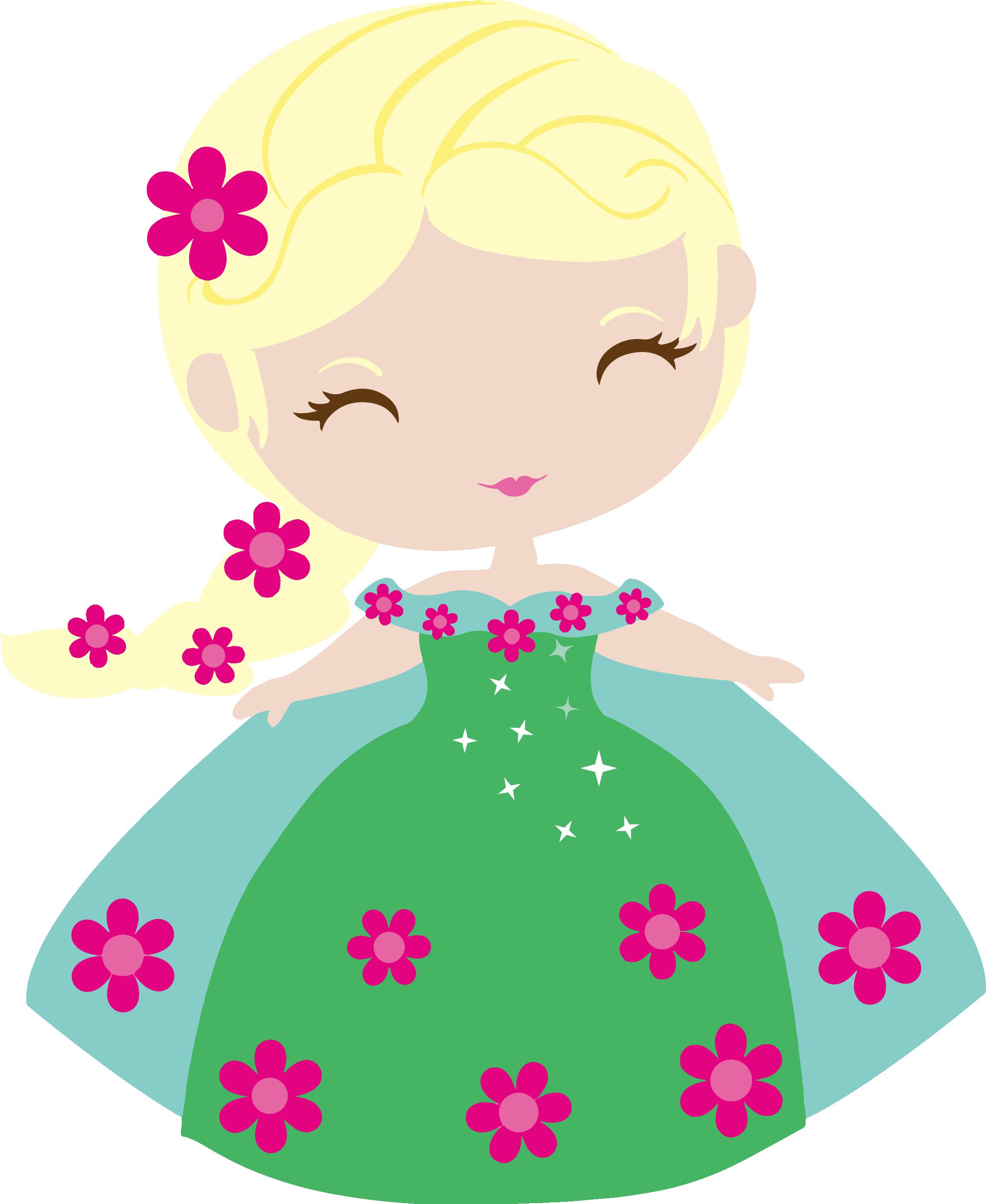 Frozen Fever Elsa - Anna Cute Frozen Fever (2284x2788), Png Download