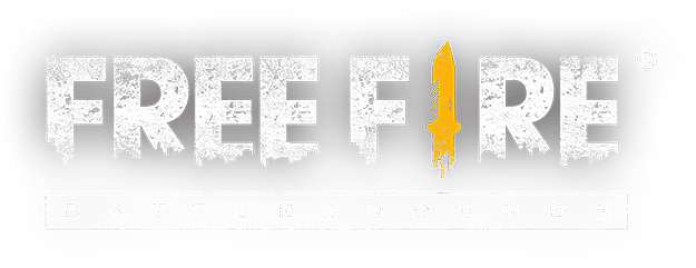 Play Free Fire Battlegrounds On Pc - Free Fire Logo Png (625x241), Png Download