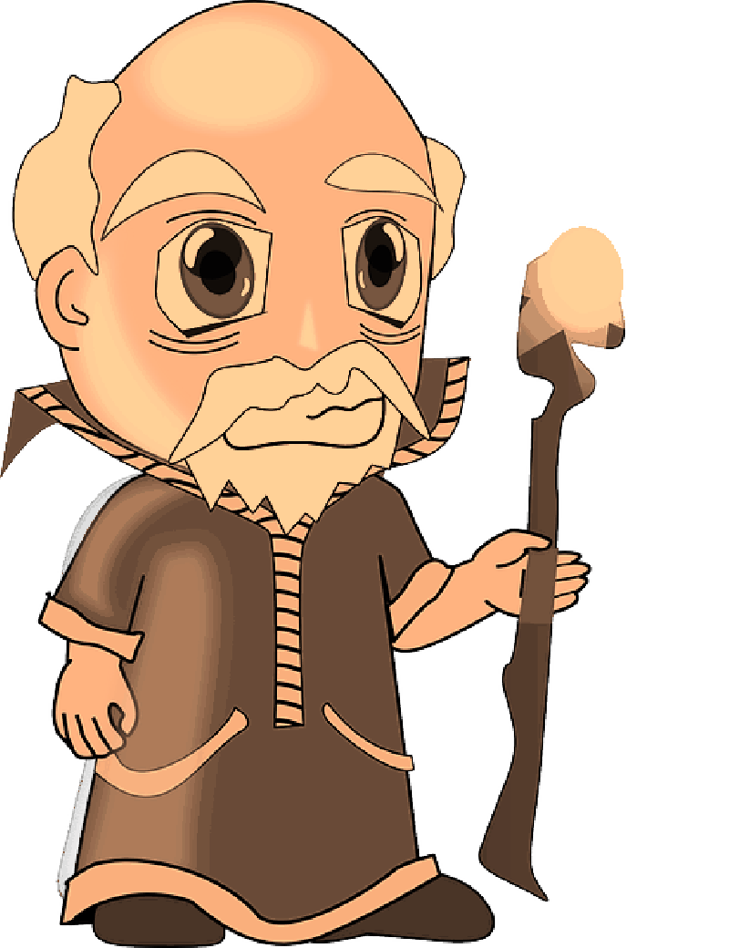 Mb Image/png - Wise Man Clipart Png (800x1040), Png Download