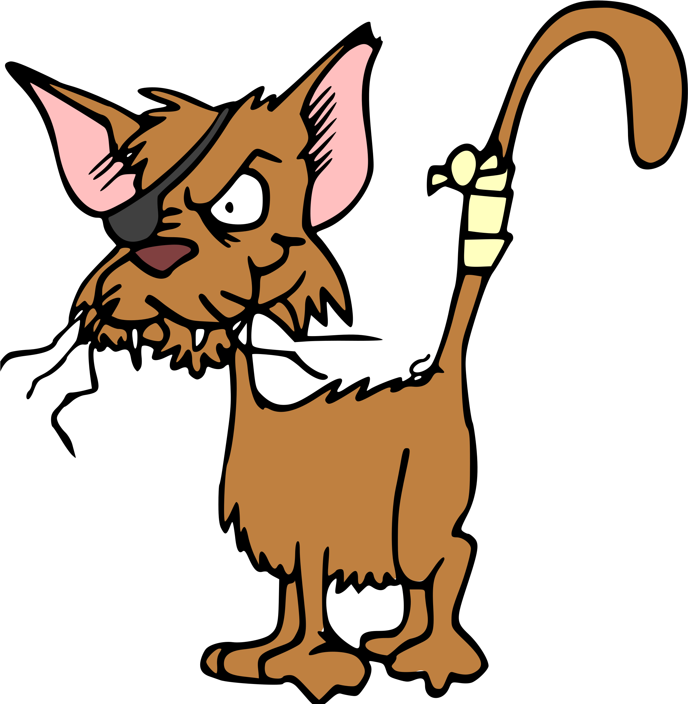 Download Clip Download Free Cat Clipart Bear Hatenylo Com Clip Cartoon Cat Png Png Image With No Background Pngkey Com