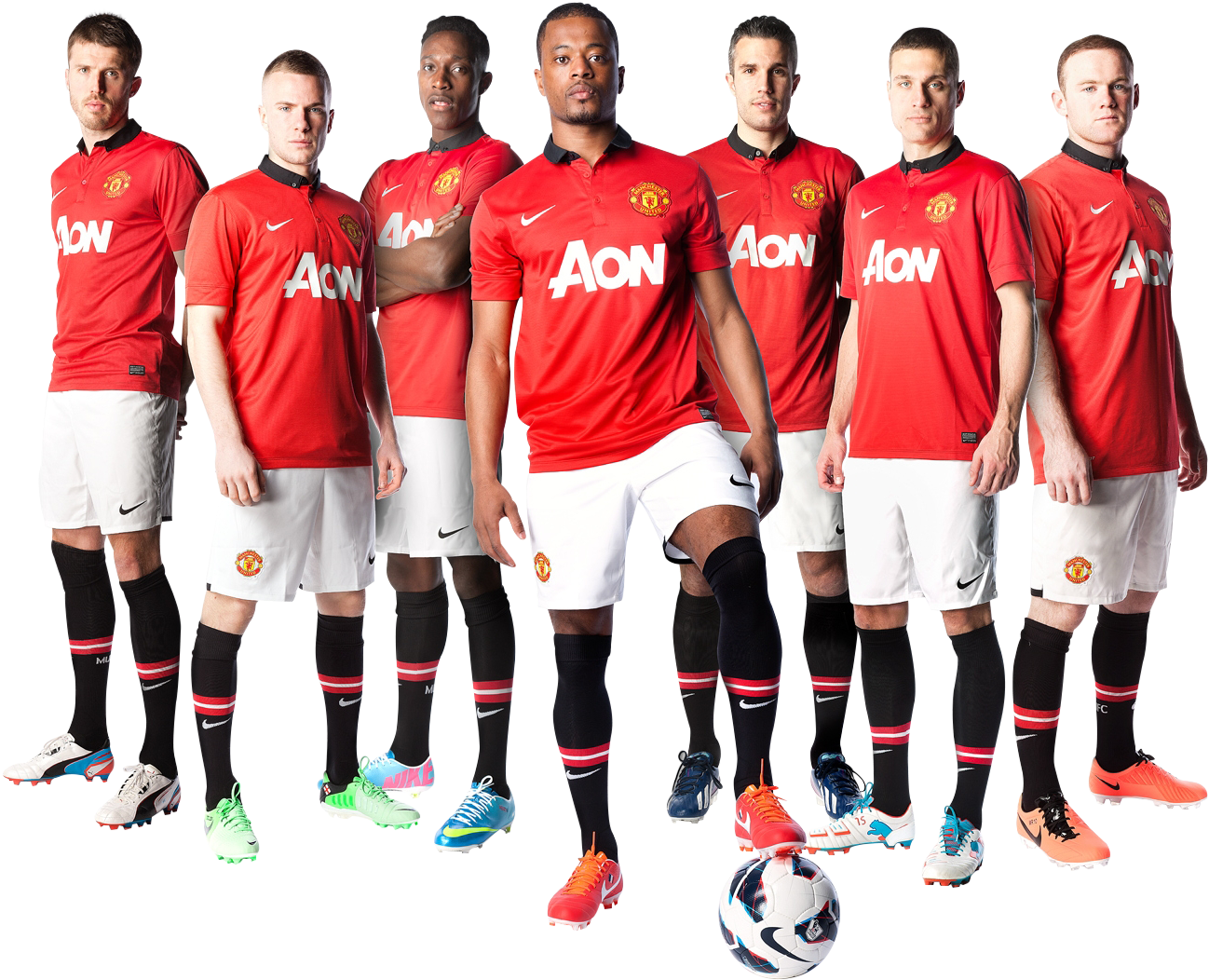 Download Mufc New Kit Manchester United Team Png Png Image With No Background Pngkey Com