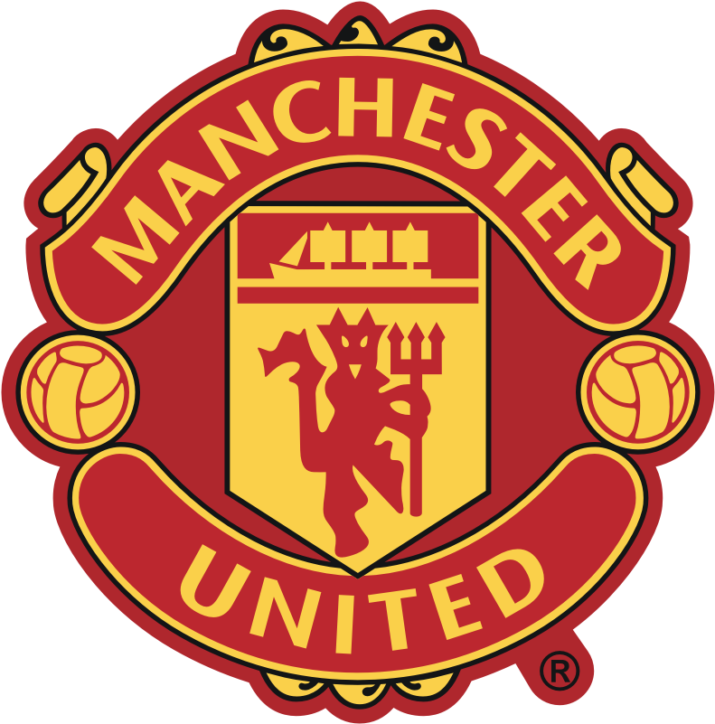 Download Manchester United Logo Clipart Manchester United Logo Man United Logo Png Png Image With No Background Pngkey Com