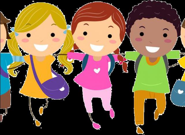Dead Rising Clipart Child - Kids Fun Run (640x480), Png Download