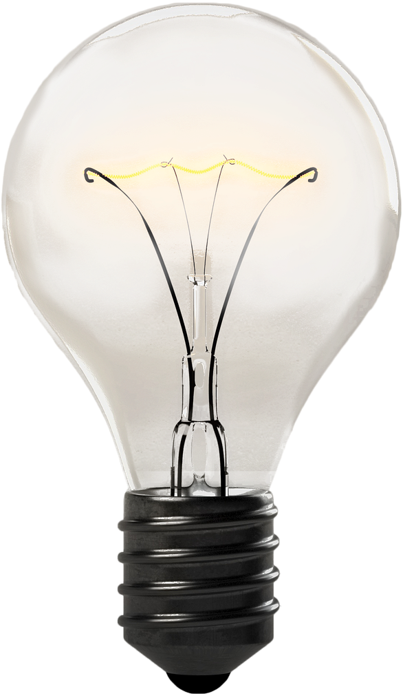 Download Light Bulb Isolated Transparent - Light Bulb ...