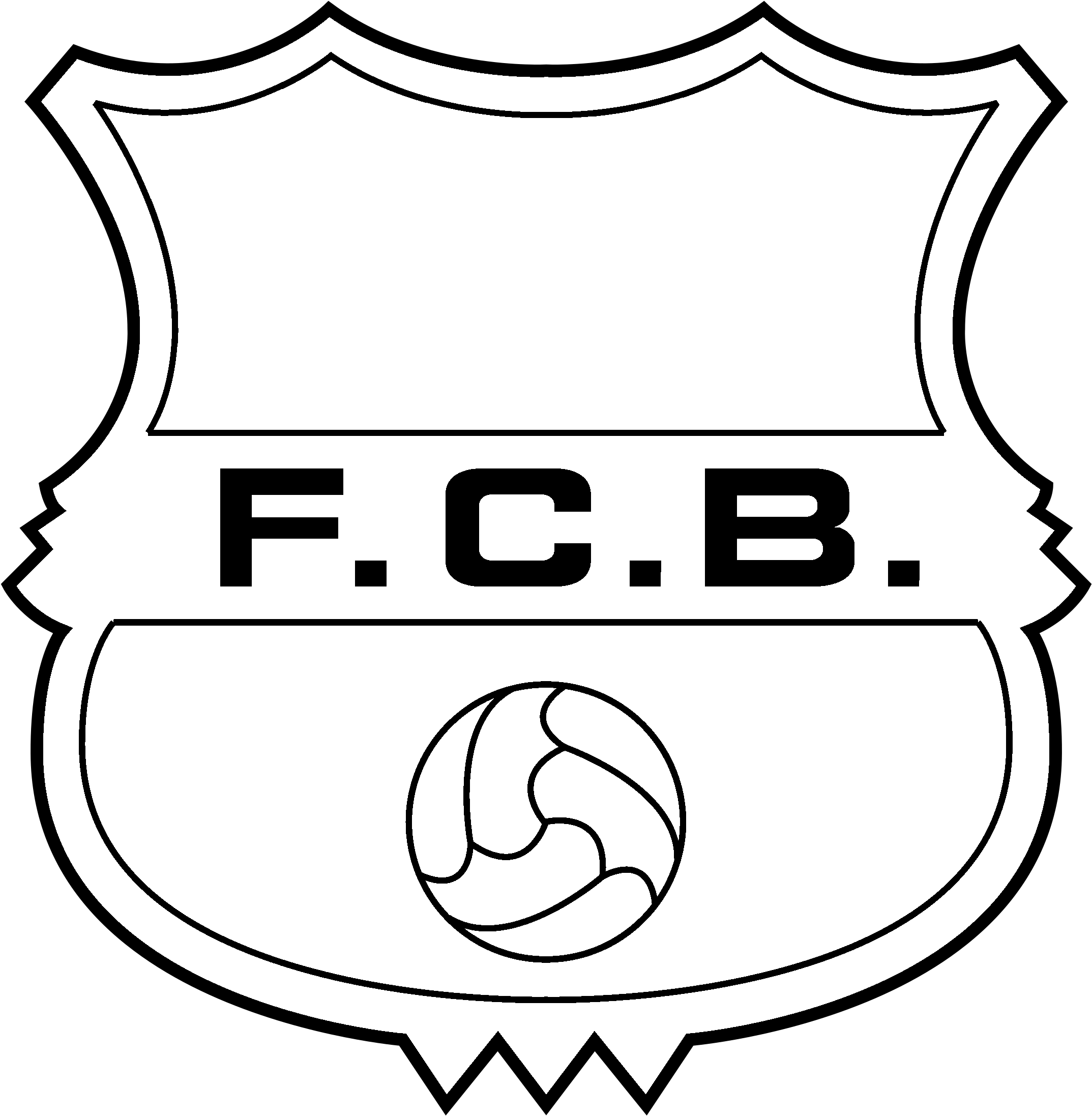 download barcelona logo black and white barcelona fc logo png png image with no background pngkey com barcelona fc logo png png image with no